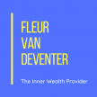 Fleur van Deventer The Inner Wealth Provider logo
